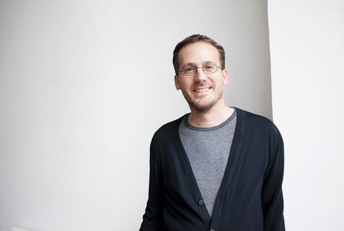 Dipl. Psychologe und Yogalehrer Steffen Brandt